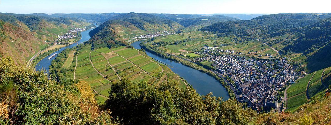 Рейнская романтика – круиз для влюбленных в путешествия