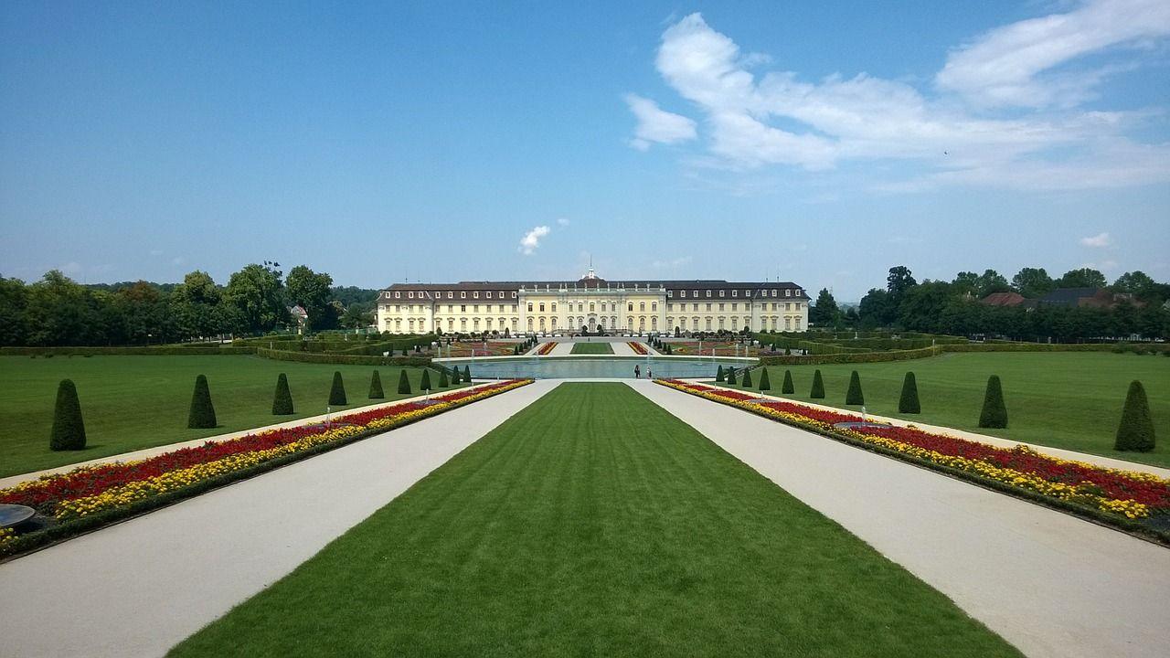 Тайны дворца Людвигсбург