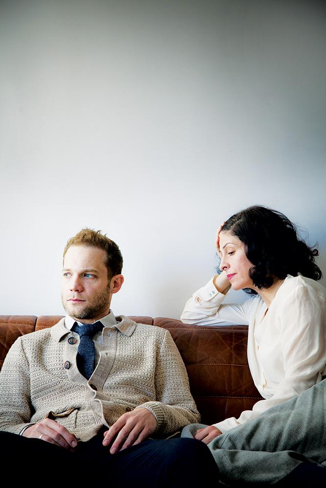 Театр Гешер представляет: «Сцены из супружеской жизни»