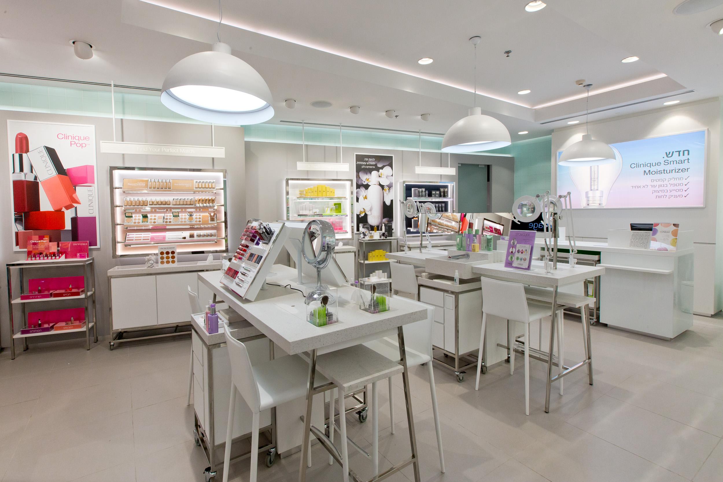8 Марта и каждый день: устройте себе День Счастья в концепт-бутике Clinique – бесплатно и без обязательств!
