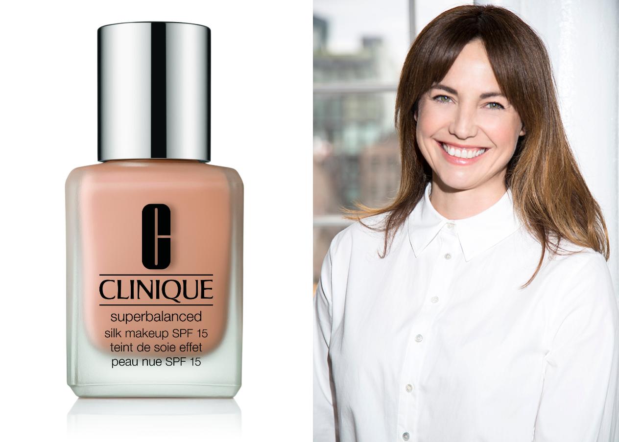 Флорри Уайт – международный визажист марки Clinique представила в Израиле cуперсбалансированный легкий тональный крем Superbalanced Silk Makeup SPF 15