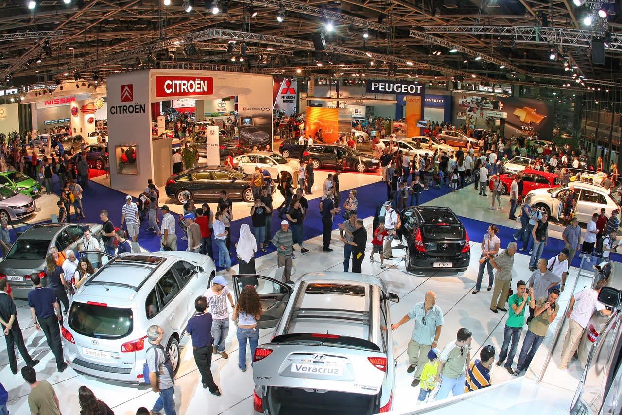 Автосалон Automotor 2017 пройдет в Тель-Авиве в дни праздника Песах