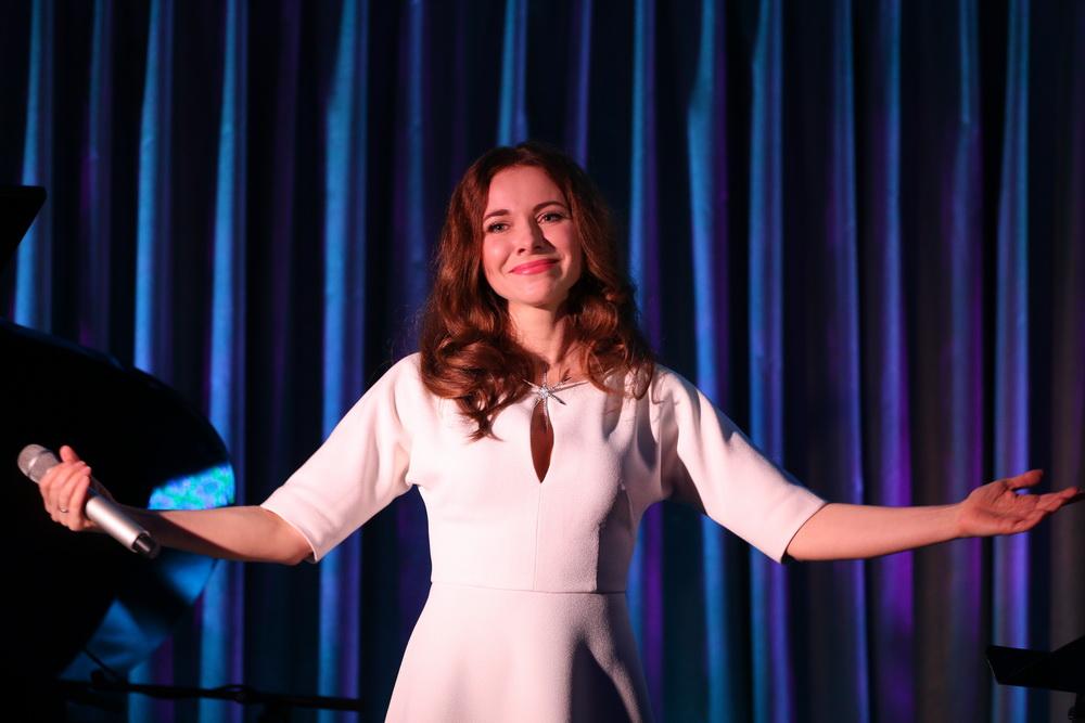 """Поющая актриса Екатерина Гусева: """"Я верю, я надеюсь, я люблю!"""""""
