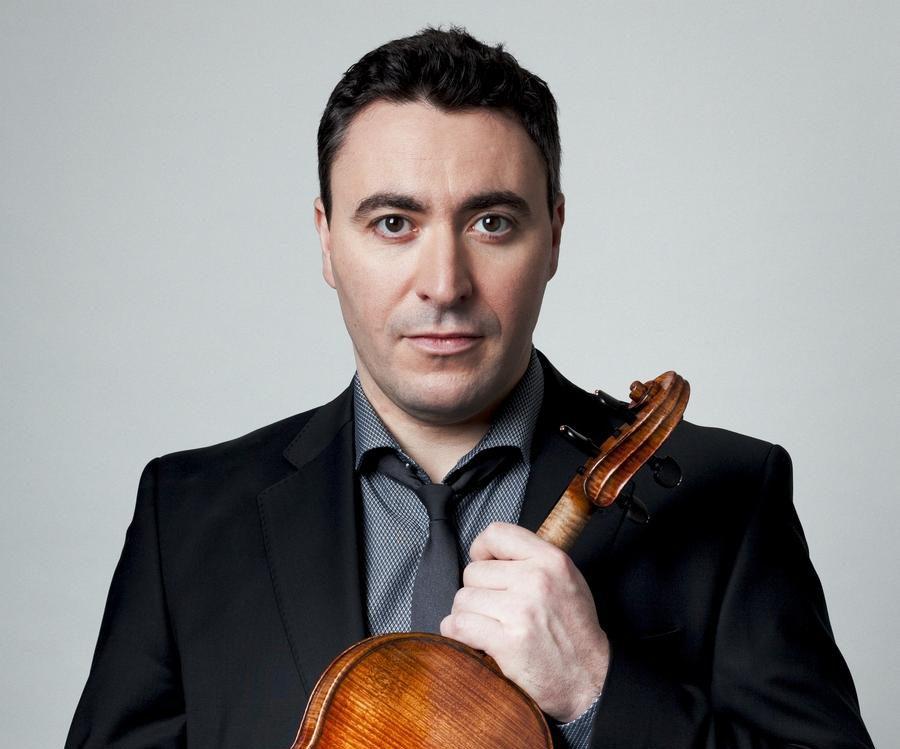 Максим Венгеров и Симфонический оркестр Торонто выступят в Израиле по  приглашению Израильского филармонического оркестра