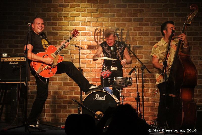 Праздник рок-н-ролла с его легендами