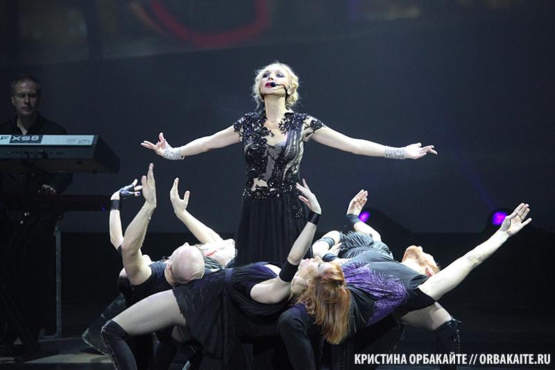 Только для клиентов KartinaTV: эксклюзивная скидка на концерты Кристины Орбакайте!