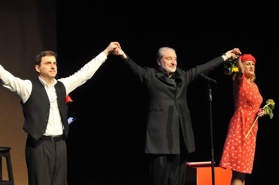 Спектакль «Флейта-позвоночник» – четыре аншлага и абсолютный успех