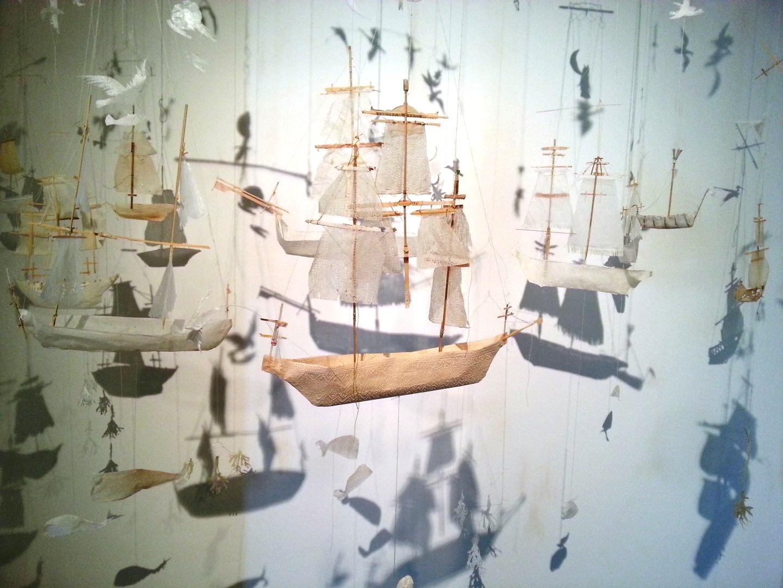 Бумага – это… Все о бумаге на выставке в MUZA