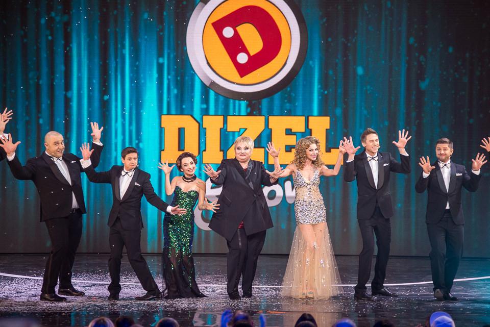 Израильский дебют «Дизель-шоу» прошел на ура!