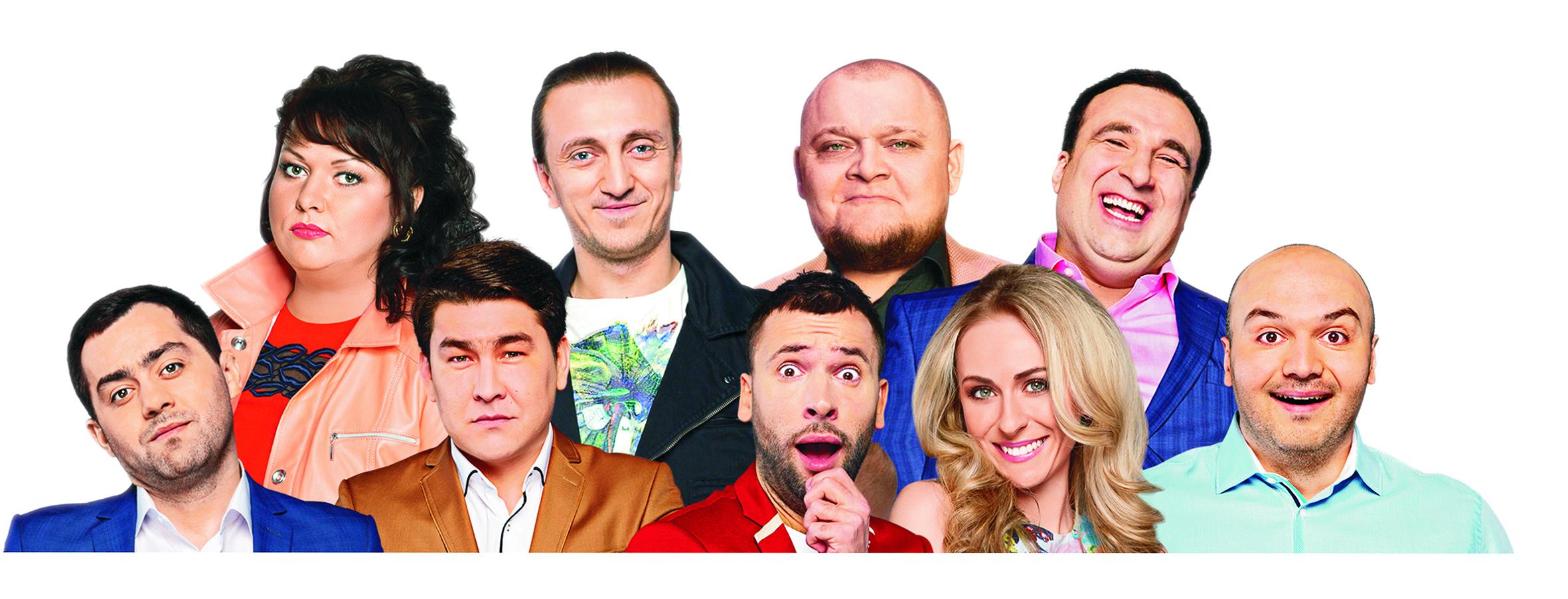 «Однажды в России»: лучшее юмористическое шоу в июле Израиле!