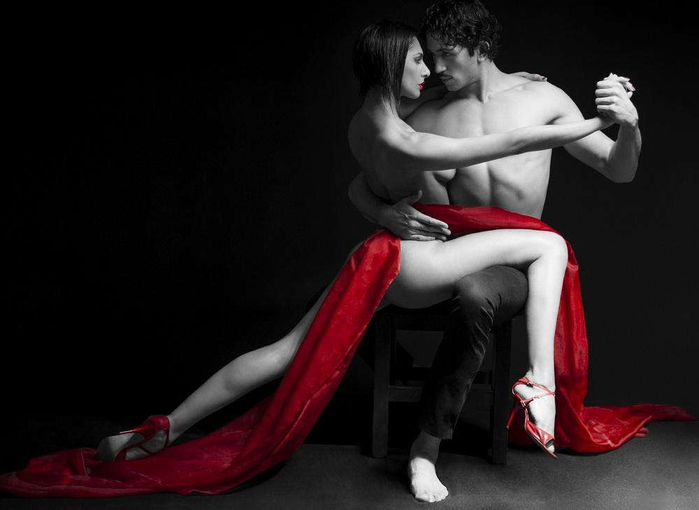 Фейерверк огненного танго самого Маркоса Аяла (!) в Центре Сюзан Далаль