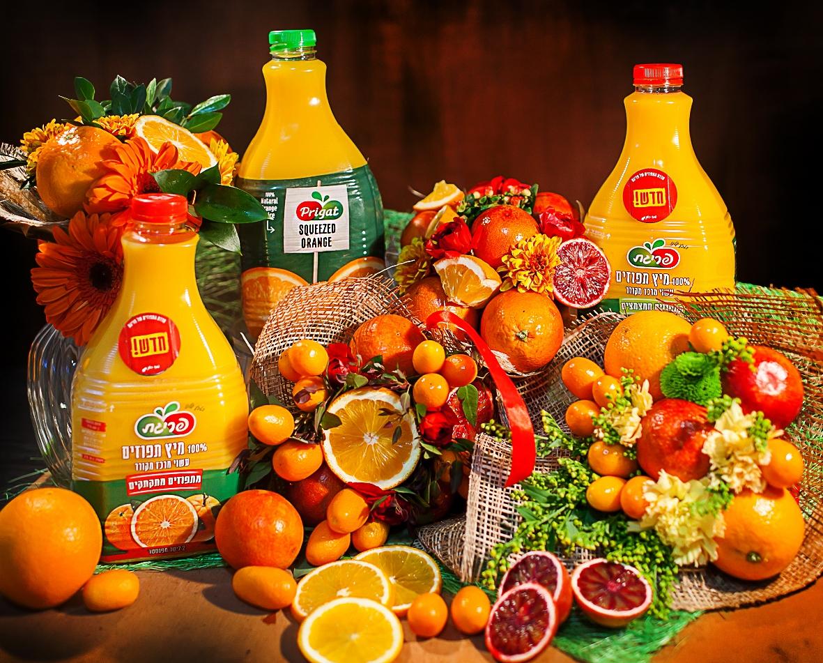 «Витамин любви» к празднику 8 Марта: новая праздничная фотосессия Prigat