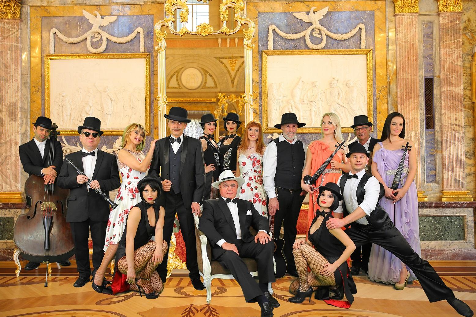 Еврейская классика в современном стиле: Одесса, бурлеск и Мишка Япончик