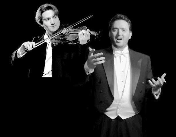 Два голоса – скрипки  Сани Кройтора и певца Феликса Лифшица. Программа «Скрипка и тенор на два голоса. Продолжение…» – уже с 31 марта