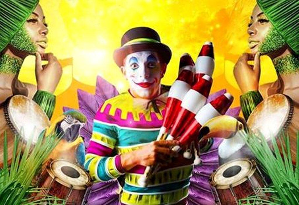 Цирк «Браво» – прыжком из Бразилии