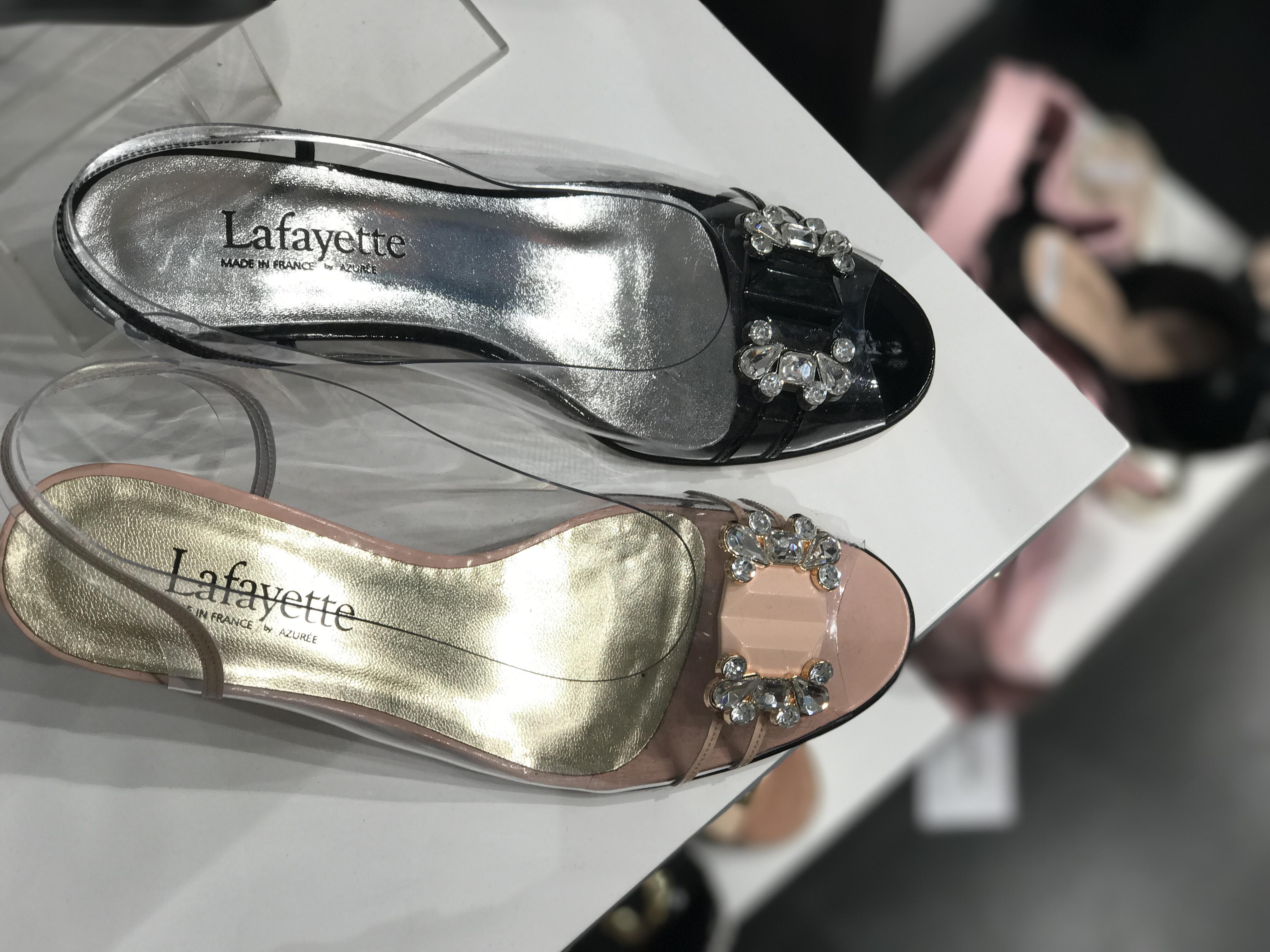 Все прозрачно: главный тренд весны в новой коллекции итальянской обуви от Lafayette Italy