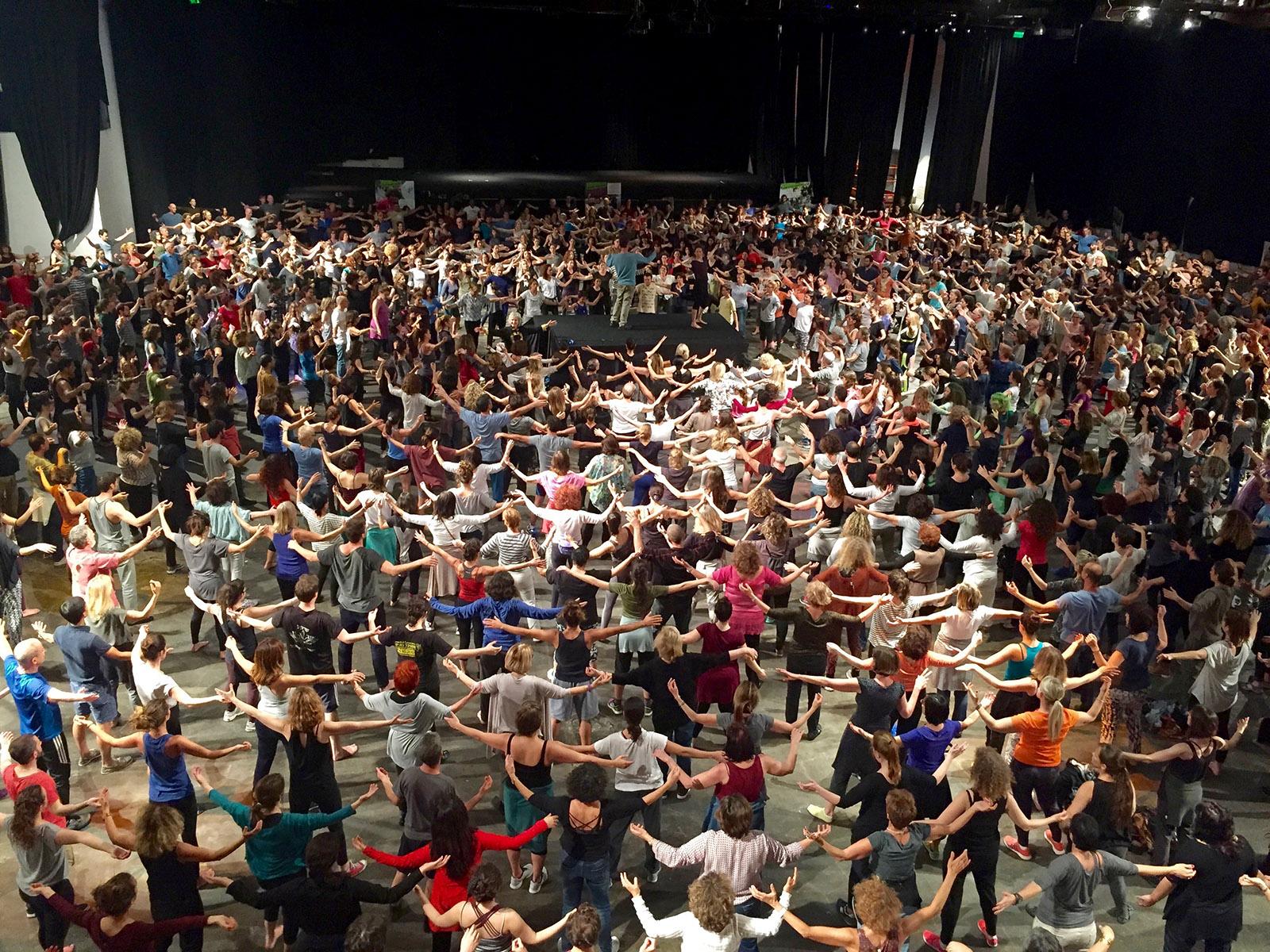 Гага 2017 — и для тех, кто не умеет танцевать. «Ангар 11» в Тель-Авиве, 28 апреля