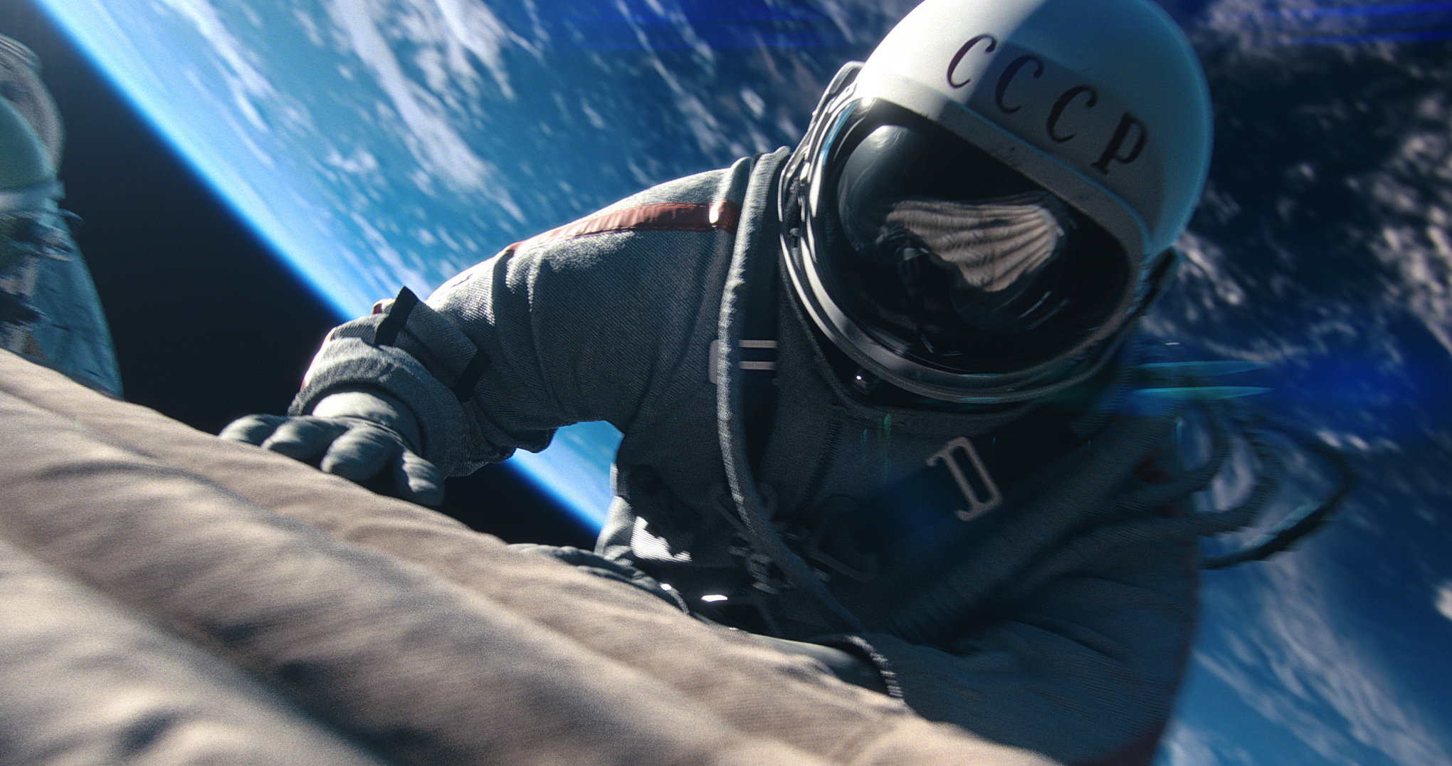 Российская космическая драма «Время первых» стартует  в Израиле