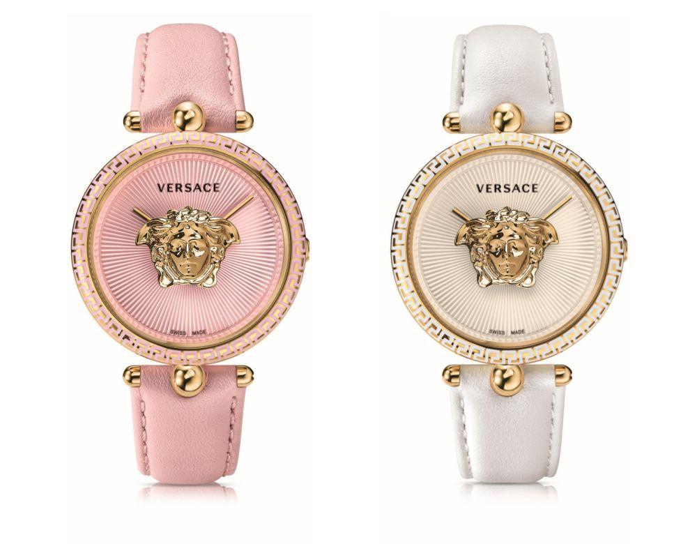 VERSACE коллекция женских наручных часов PALAZZO Empire