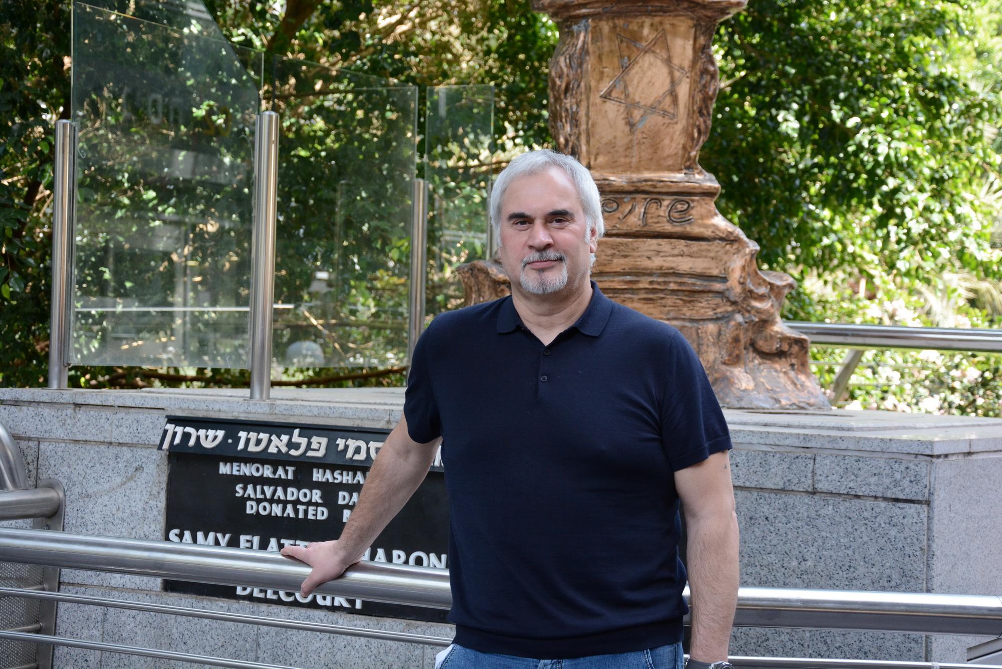 Валерий Меладзе прилетел в Израиль