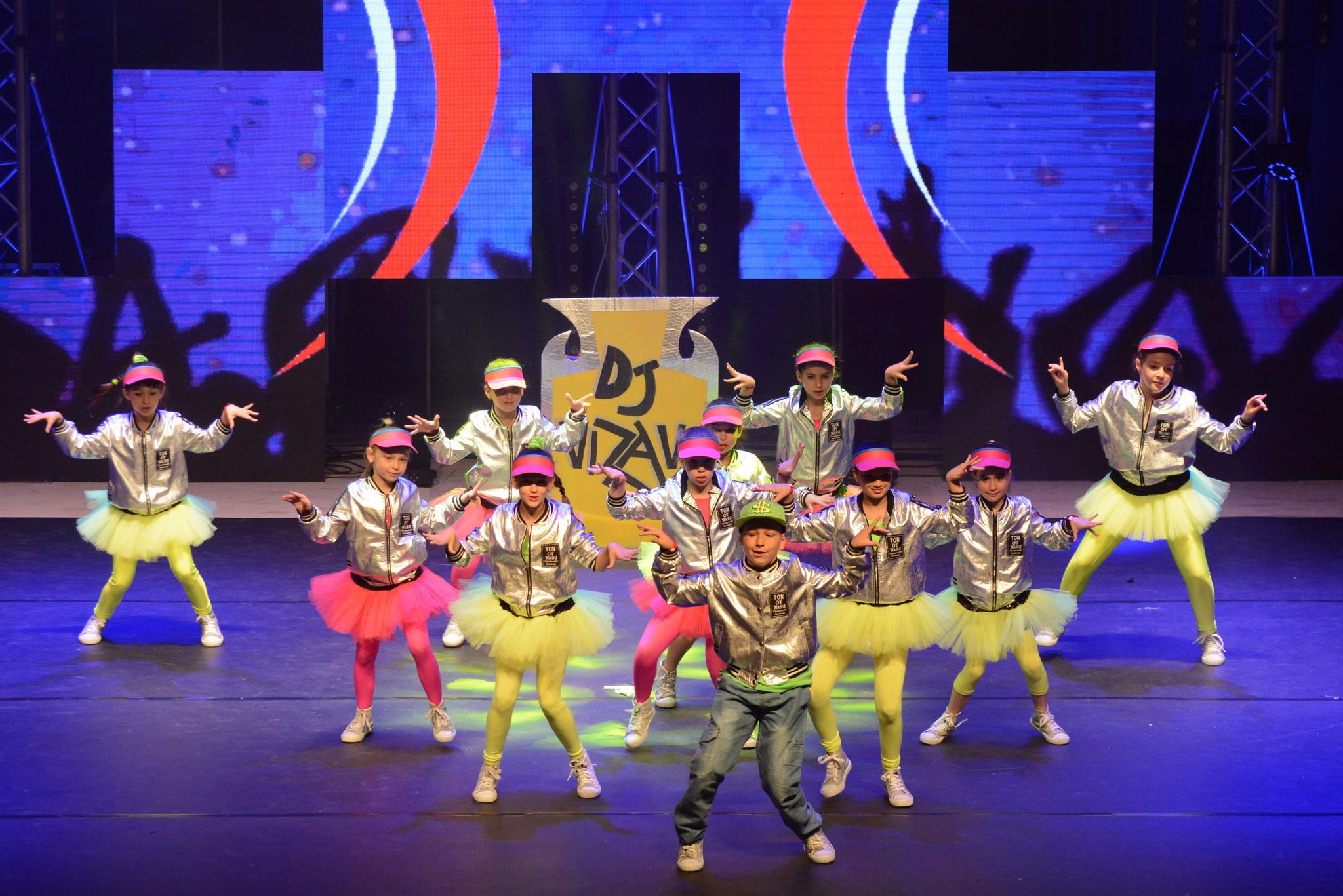 Школа танцев «Визави» поставила рекорд на международном фестивале «Улыбки Красного моря 2017»
