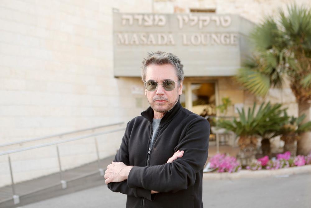 Жан-Мишель Жарр прилетел в Израиль и готовится к грандиозному шоу!