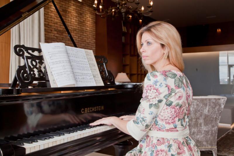 Великая музыка «Шопен – Жорж Санд» от Басинии Шульман