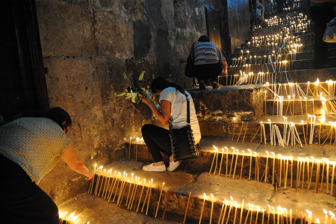 «Об огне и ритуалах» – фотовыставка в Музее Эрец-Исраэль