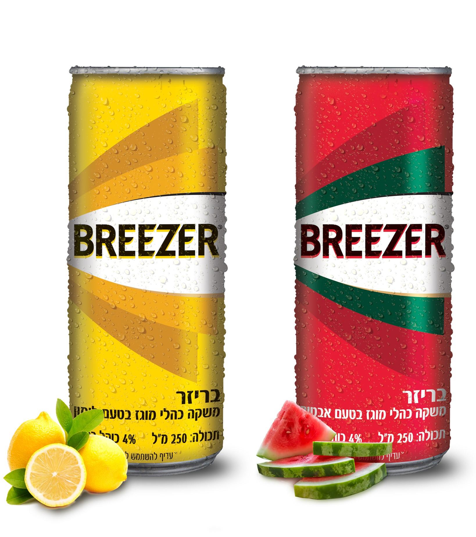 Bacardi Breezer – еще удобнее