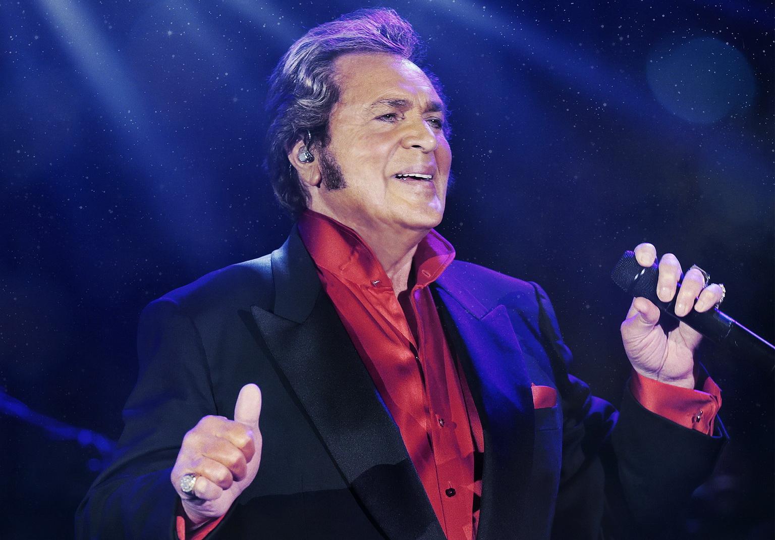 Легендарный певец Энгельберт Хампердинк выступит в Израиле