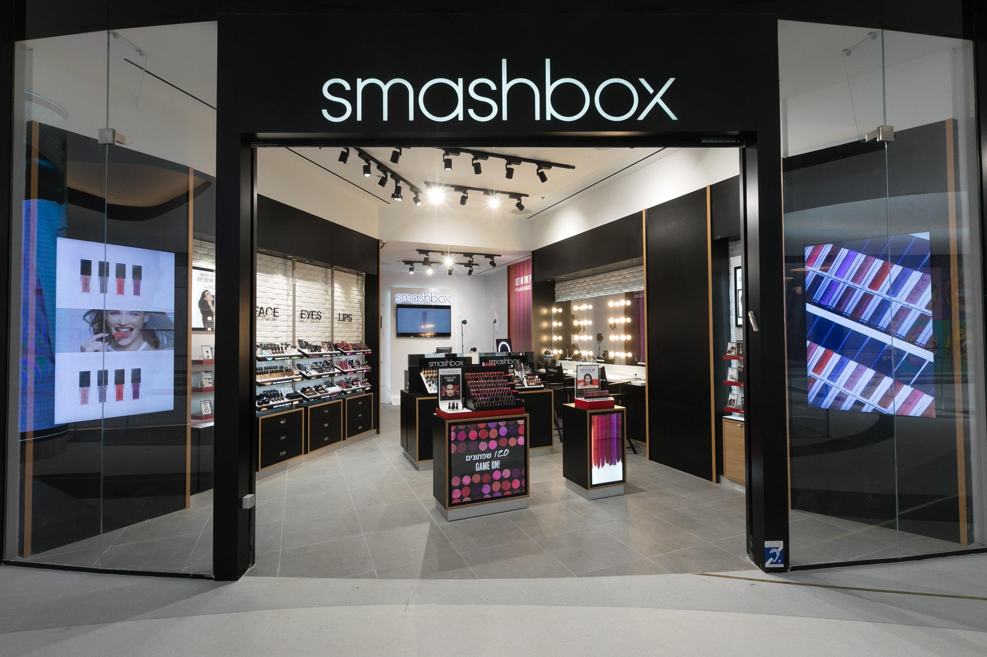Photo Party в стиле Hollywood: первый в Израиле магазин Smashbox открылся в TLV Fashion Mall