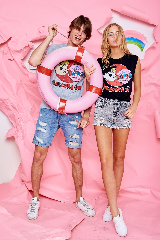 TNT и Bazooka: жуем модно – выглядим свободно