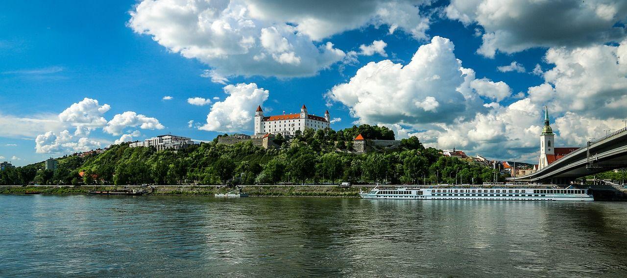 Незаслуженно забытая Братислава