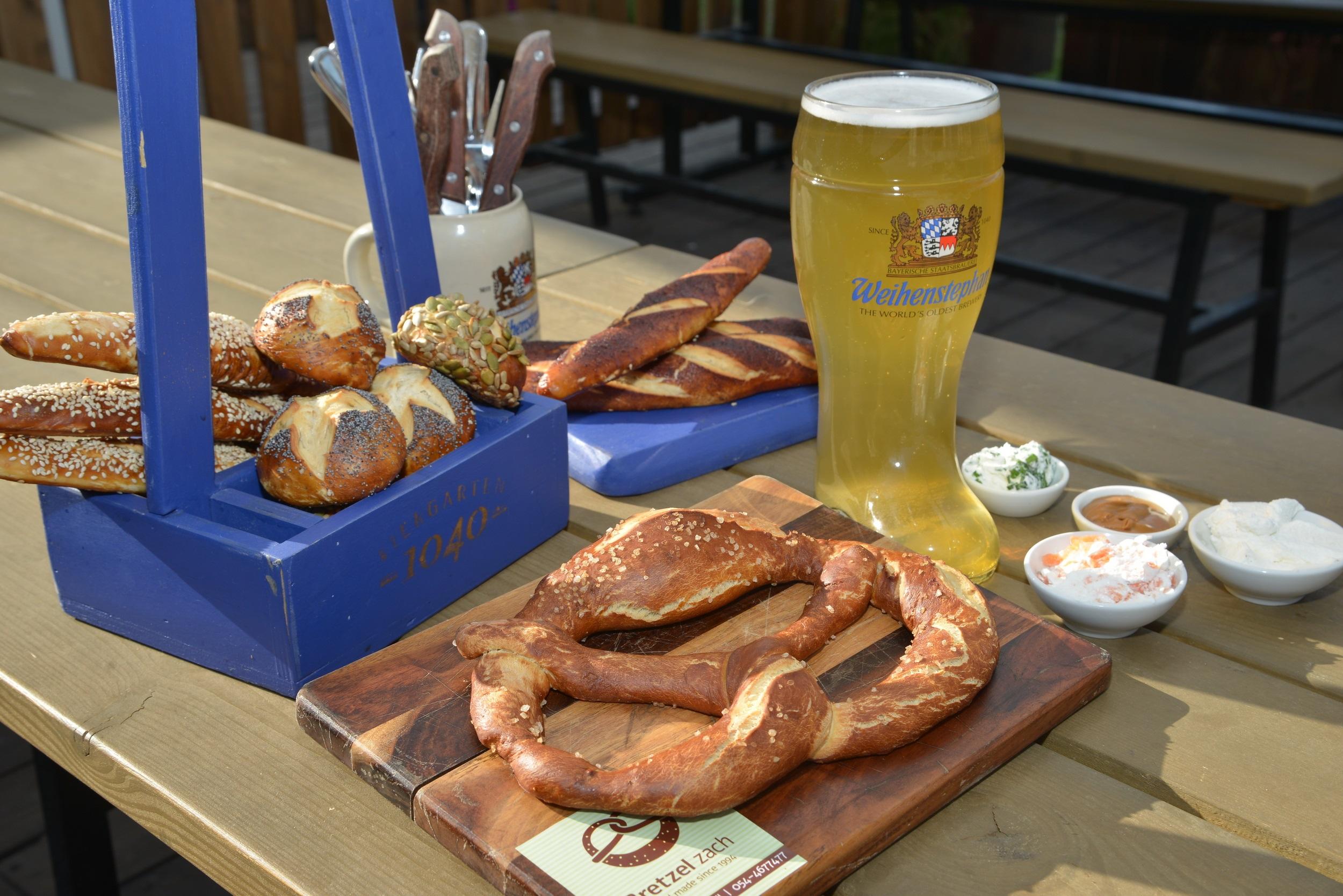 Три рецепта традиционной немецкой кухни от Biergarten 1040