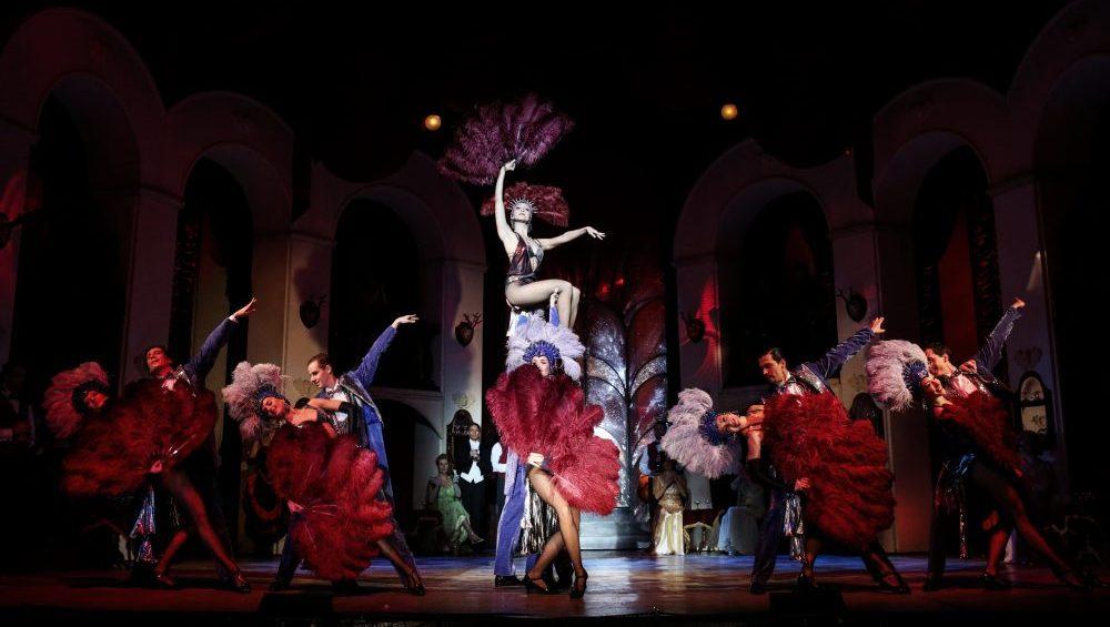 Яркое шоу «Графиня Марица» в Израиле