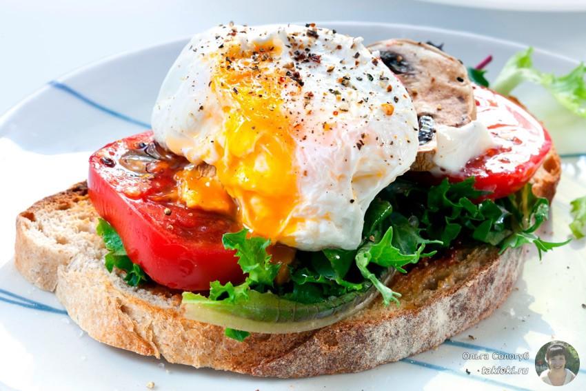 История французской классики: как приготовить идеальные яйца-пашот?