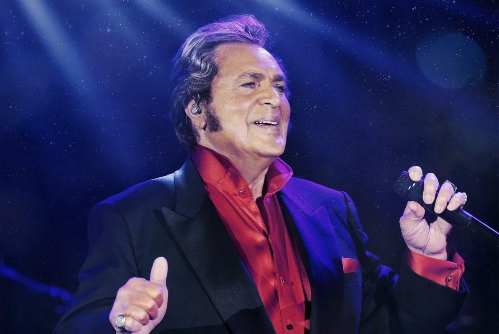 Легендарный британский певец Энгельберт Хампердинк в Израиле