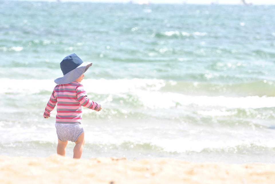 Дети и солнце:как защитить нежную кожу от ультрафиолета?