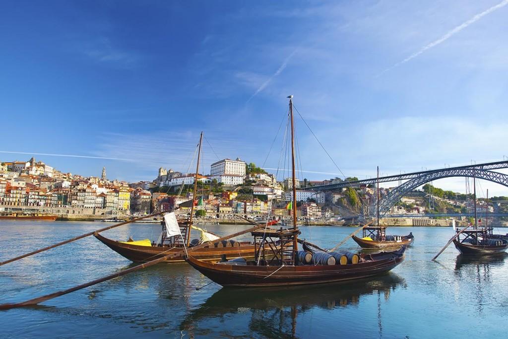 Удивительная Португалия или взгляд со стороны реки