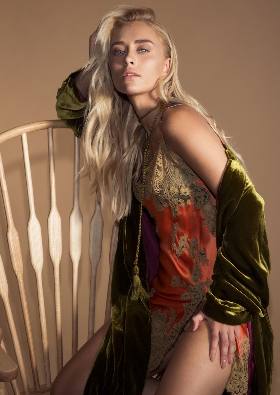 Ли Леви, стала новым лицом бренда израильской косметической компании Leonardo