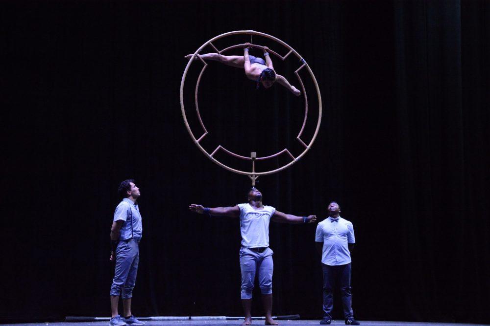 CirColombia представит в Израиле цирковое концертное представление