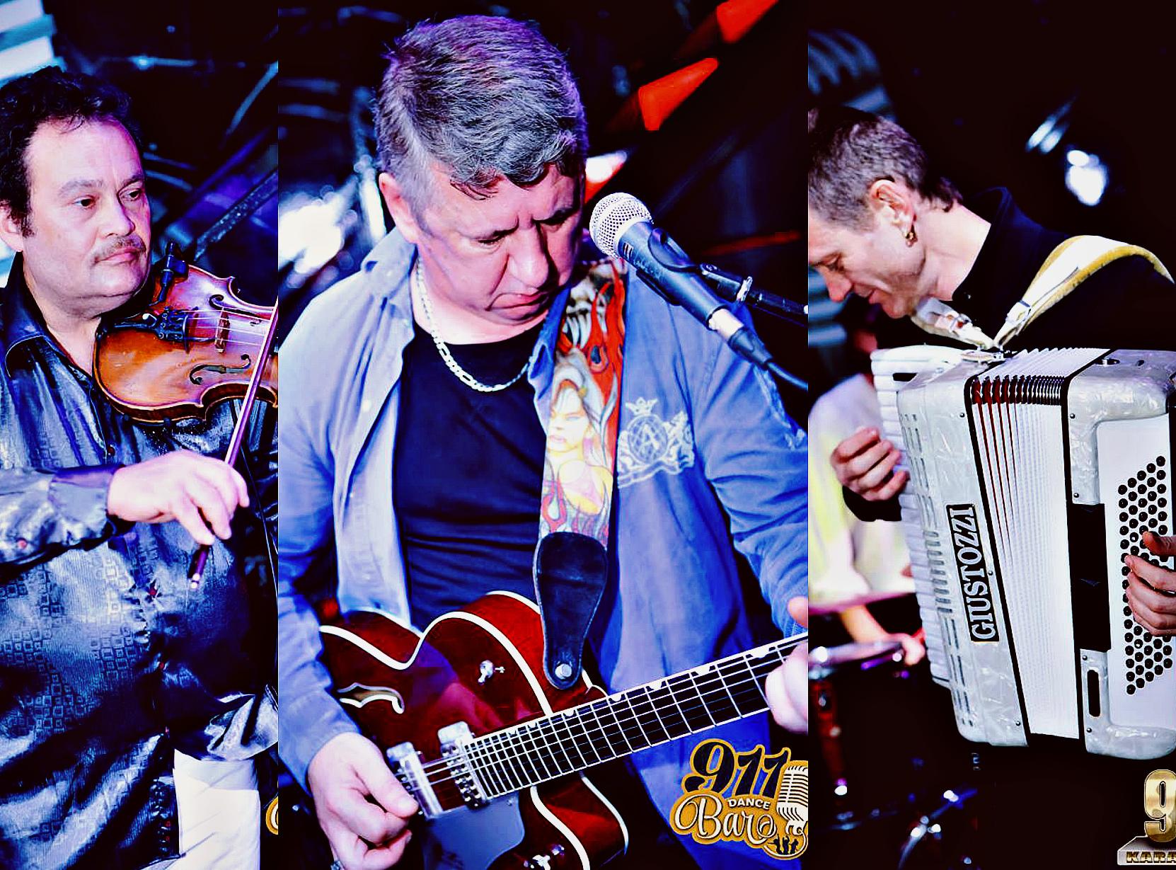 «Balkan Band» – песни, пляски, рок-н-ролл