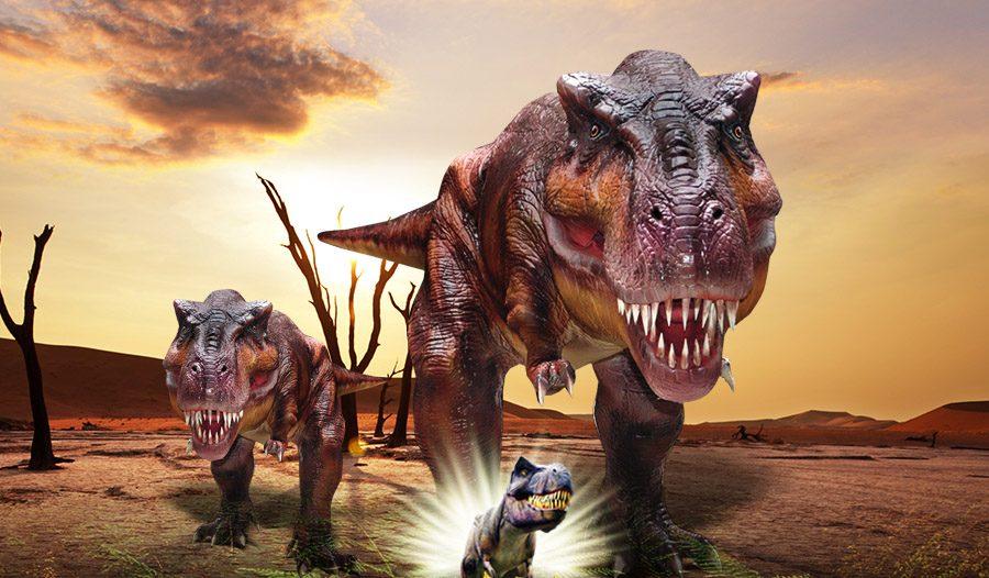 Динозавров много не бывает! Ящеры из Южной Америки – скоро в Тель-Авиве на выставке «Царство динозавров»