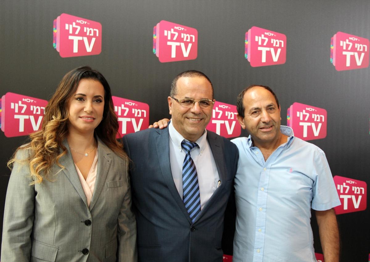 «Рами Леви TV» и NEXT TV+: две горячие новости от ХОТ
