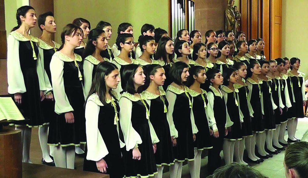 52-й Фестиваль вокальной музыки в Абу-Гош – Суккот 2017. Хоры, хоры и еще раз хоры!