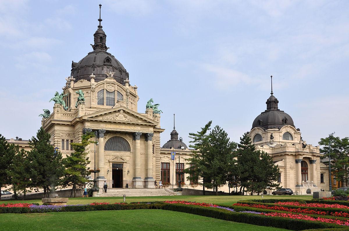 Величественная красота Будапешта