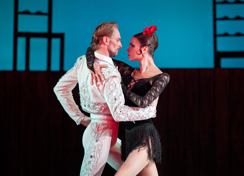 «Кармен-сюита» от звезд украинского балета