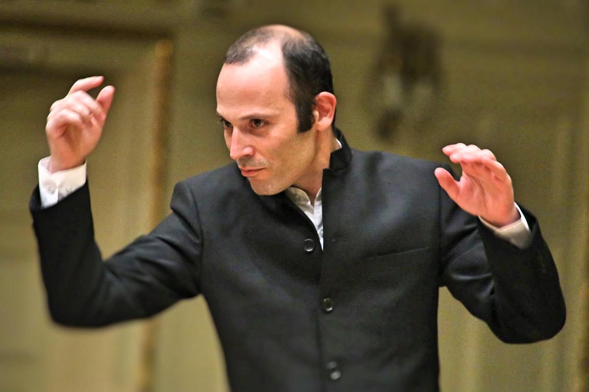 Израильский камерный оркестр закрыл 51-й сезон премьерой концерта для скрипки Иосифа Барданашвили