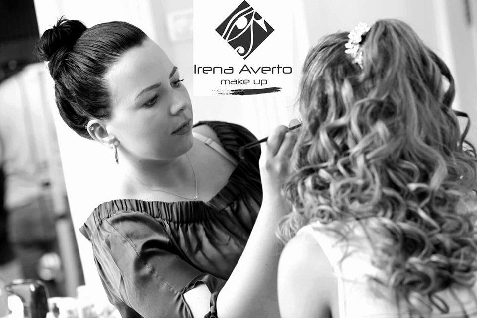 Ирена Аверто– визажист, покоряющий мир