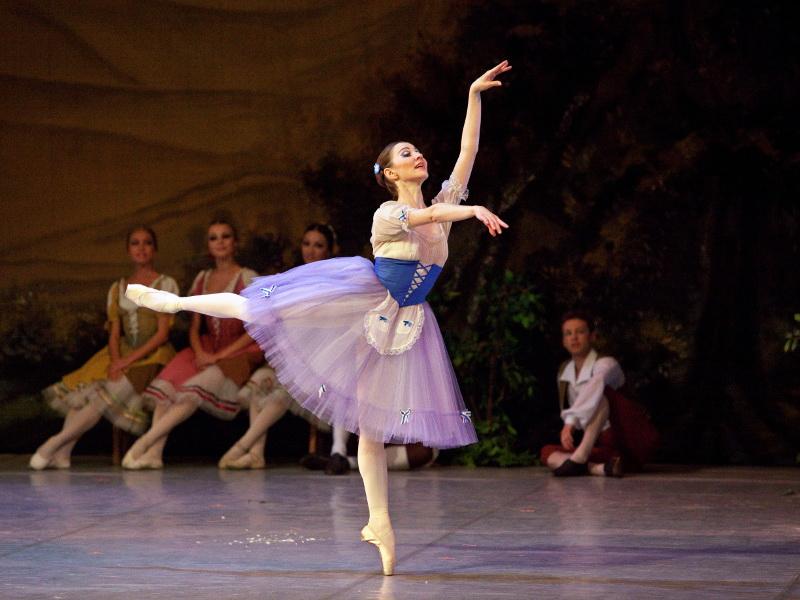 История «Русского балета» Вячеслава Гордеева продолжается: «Жизель»